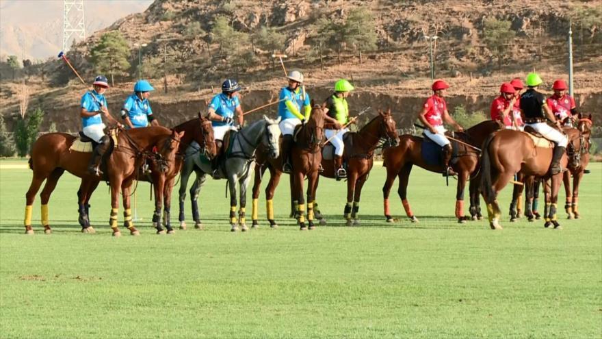 Unesco reconoce el deporte del polo como patrimonio cultural iraní