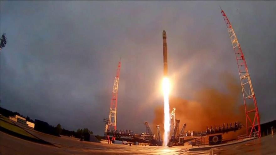 EEUU, alarmado por las nuevas armas espaciales de Rusia | HISPANTV