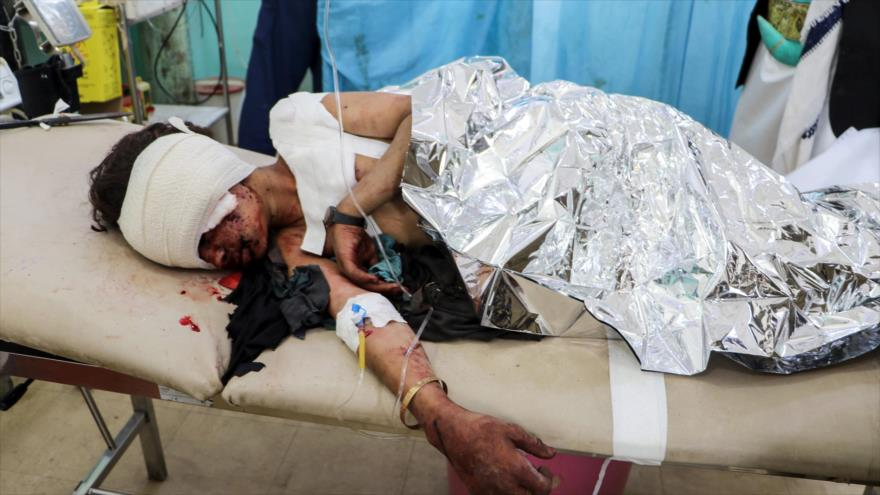 Irán pide ante ONU cese inmediato de agresión y bloqueo saudí a Yemen