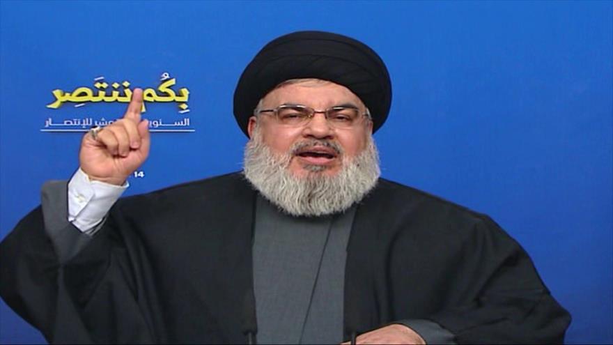 Nasralá: Hezbolá vencerá en cualquier guerra y ganará en Siria