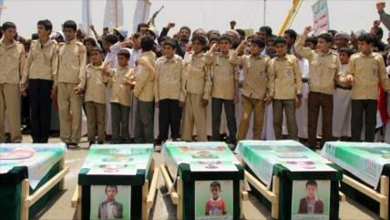 ONU: Ataque saudí contra niños yemeníes es trágico e injustificable