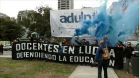 Universidades públicas argentinas no inician segundo cuatrimestre