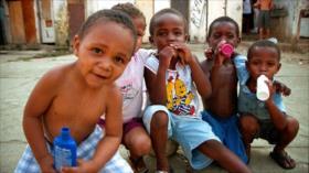 Unicef: 6 de cada 10 niños brasileños viven en pobreza