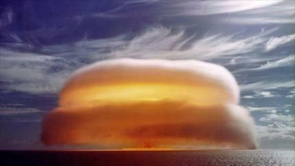Informe: Israel detonó bomba nuclear en océano Índico