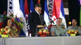 Ortega rechaza creación del grupo de monitoreo de OEA a Nicaragua