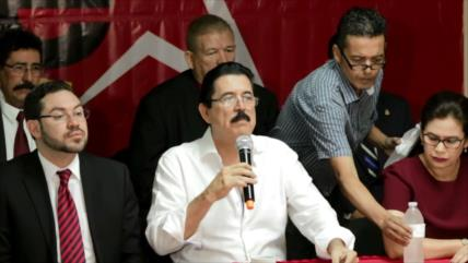 Partido Libre rechaza diálogo nacional del Gobierno hondureño