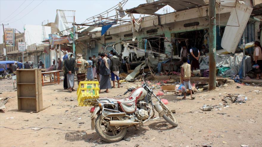 Congresista pide aclarar implicación de EEUU en ataque saudí a Yemen