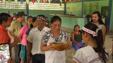 Indígenas Ngäbe realizan festival cultural en Costa Rica