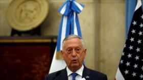 """EEUU dice querer una relación militar """"beneficiosa"""" con Argentina"""