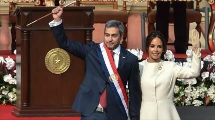 Nuevo presidente paraguayo: Nuestras voces libertarias no callarán