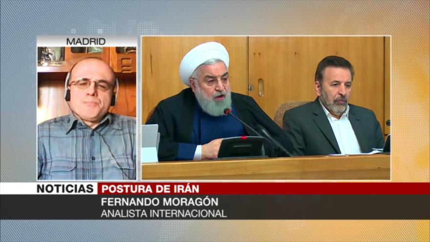 Fernando Moragón: Meta de Trump es estrangular la economía iraní