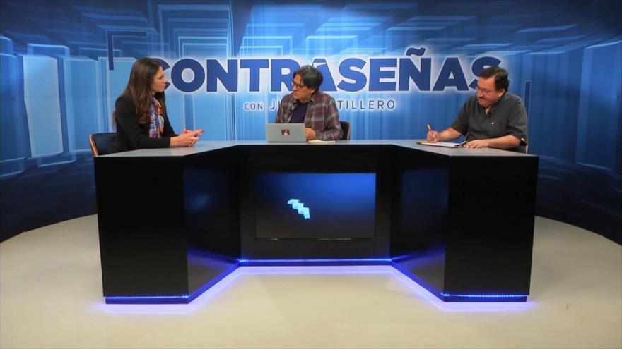 Contraseñas con Julio Astillero; con Ana Gabriela Guevara: campeona Ana Guevara va contra mafia de corrupción