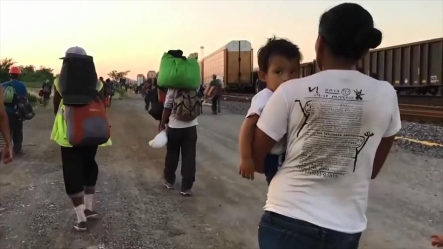 Cámara al Hombro: Los migrantes que regresan a México se enfrentan a trabajos precarios