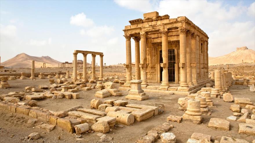 Histórica ciudad siria de Palmira recibirá a turistas en 2019 | HISPANTV
