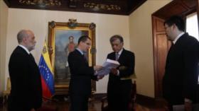 """Venezuela lamenta que Japón siga """"guion"""" de EEUU en su contra"""