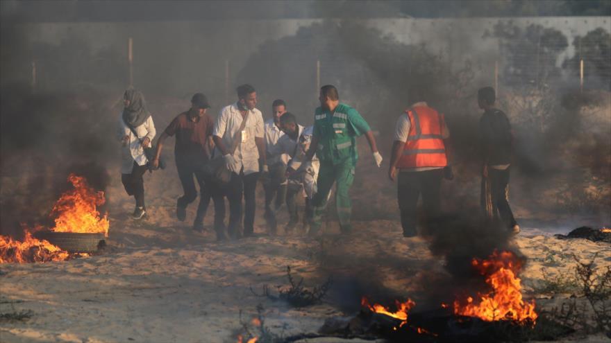'Israel busca encubrir crímenes de sus militares en Gaza en 2014'