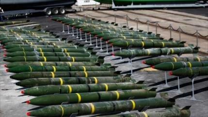HAMAS muestra su capacidad militar con amplio ejercicio de misiles
