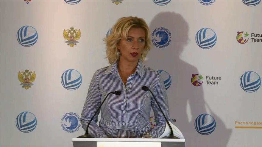 Rusia: ACNUR es cómplice de Israel en evacuación de Cascos Blancos