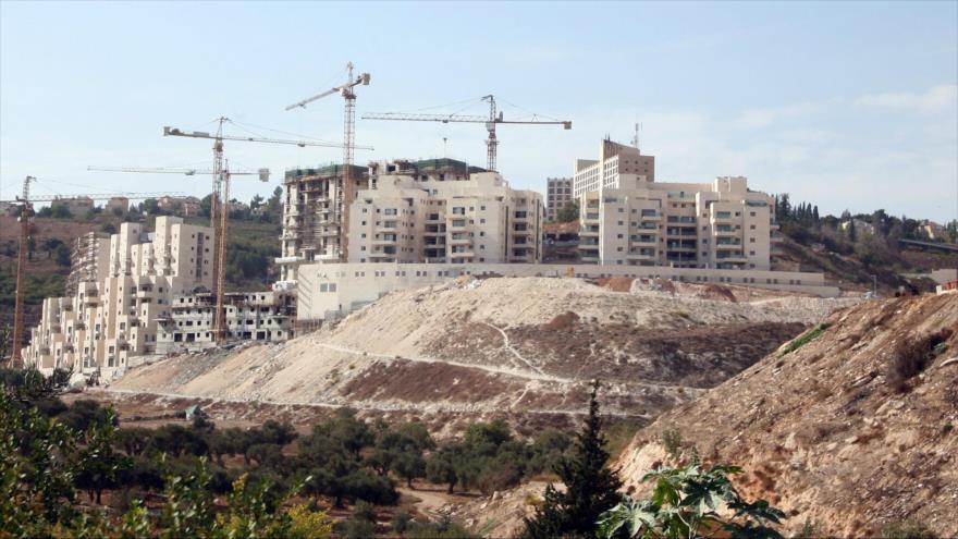 Israel edificará nuevas 20 mil casas en asentamientos en Al-Quds