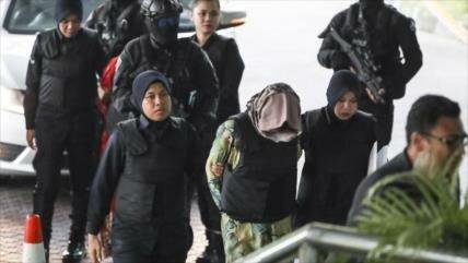 Malasia acepta acusación de asesinato de Kim Jong-nam