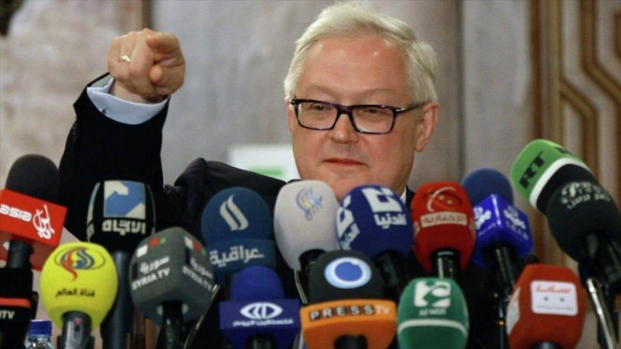 Rusia promete tomar represalias por las nuevas sanciones de EEUU