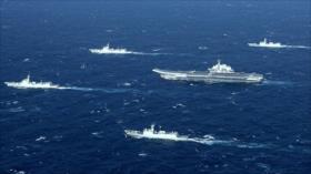 China se niega a 'moderar' su conducta en islas disputadas