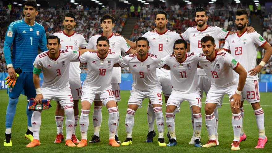 Irán sube 5 escalones y ocupa 32.º puesto de ranking de FIFA