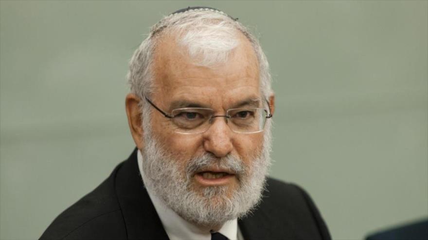 """Exfuncionario israelí: Los llamados a reocupar Gaza son """"absurdos"""""""