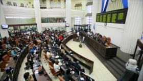 Parlamento de Nicaragua rechaza el 'injerencismo' de la OEA