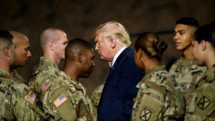 $90 millones: Desfile militar de Trump costará más de lo previsto