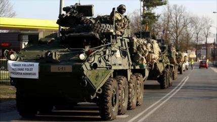 Polonia: Base militar permanente de EEUU disuadirá a Rusia