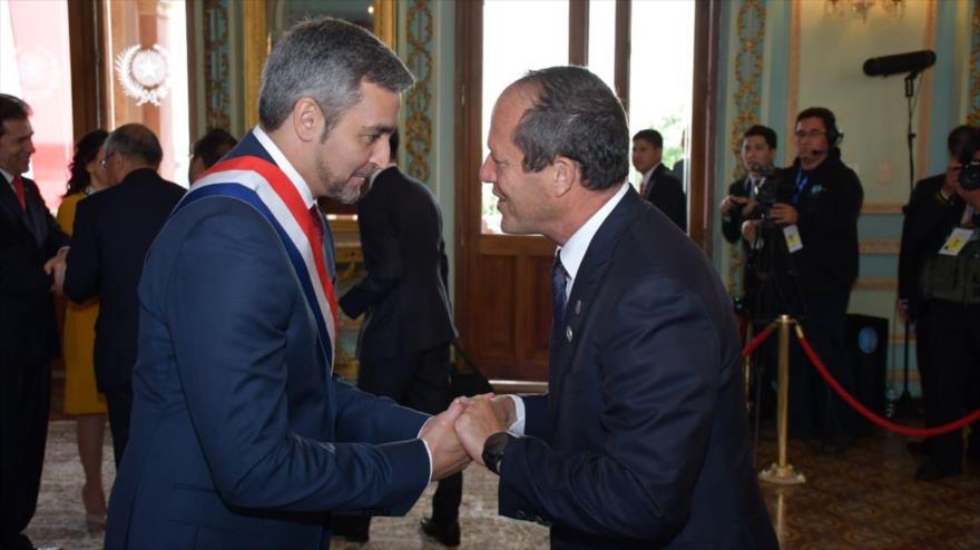 Alcalde israelí se reunió con tres presidentes de Latinoamérica