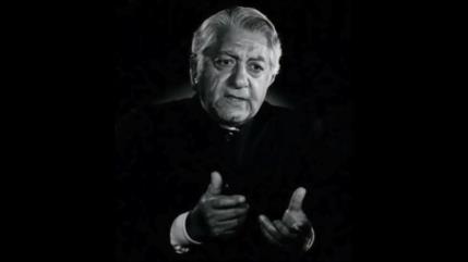Luto en el cine iraní: Muere el actor Ezatolá Entezami