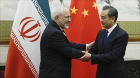 China reitera a Irán su voluntad para reforzar cooperaciones