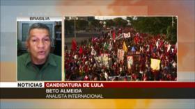 Beto Almeida: Brasil tiene que aceptar pedido de ONU sobre Lula