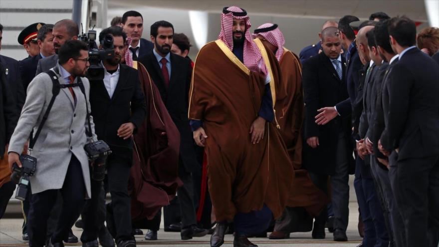 'Caprichos del joven príncipe heredero saudí dañan al país árabe'