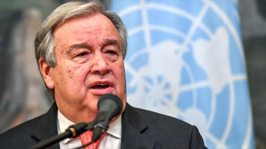 El jefe de ONU presenta cuatro opciones para proteger a los palestinos