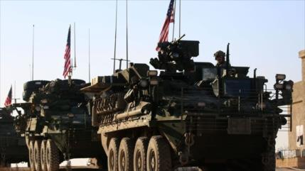 Vídeo: EEUU envía 70 camiones de armas al norte de Siria
