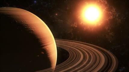 NASA capta una espectacular foto de los anillos de Saturno