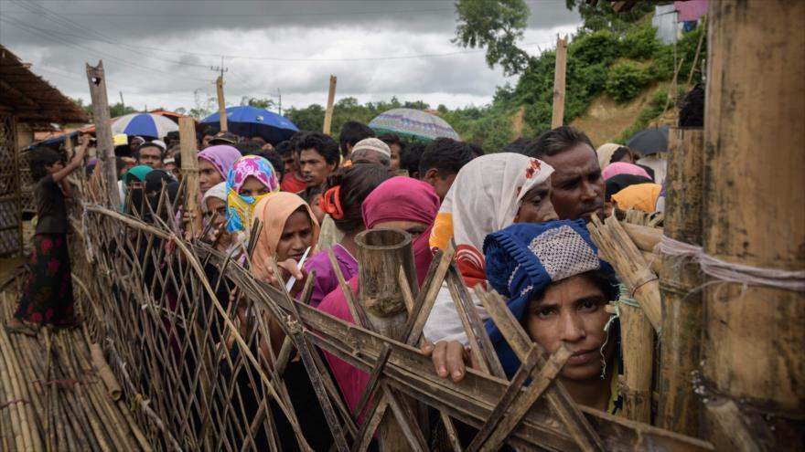 HRW cuestiona investigación sobre abusos contra los rohingyas