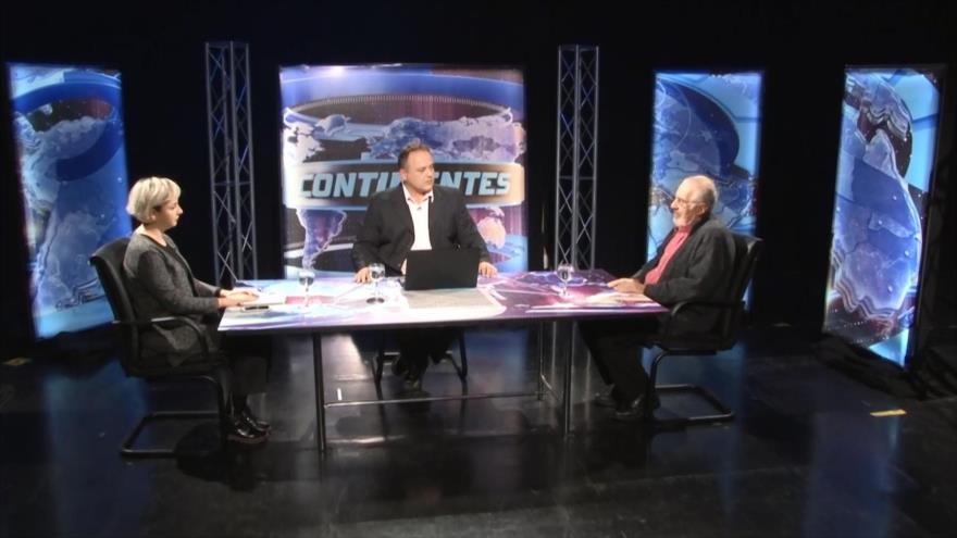 Continentes; Alejandra Loucau y Atilio Borón: Europa, más cerca de Irán, más lejos de Donald Trump