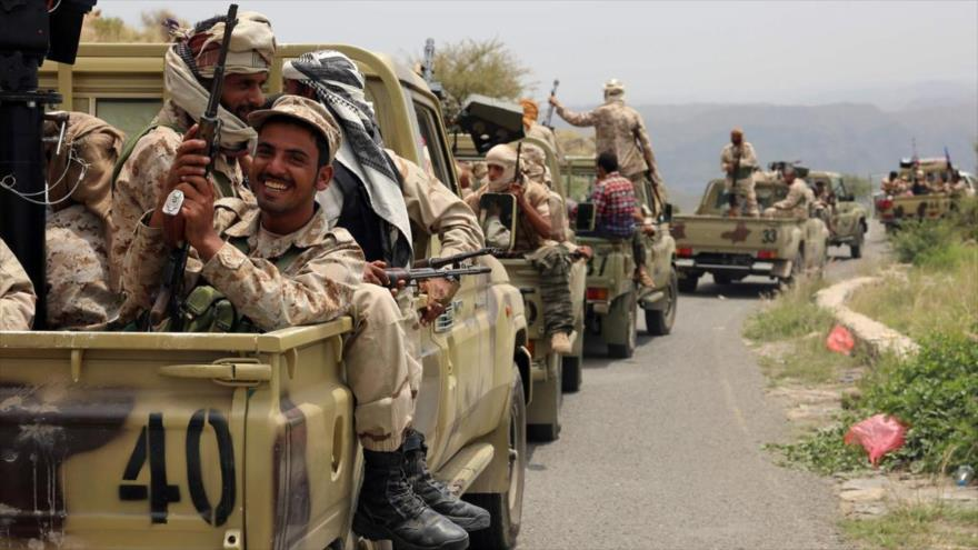 Yemeníes matan a 140 'mercenarios' saudíes en la costa occidental
