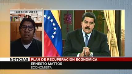 """Mattos: Venezuela sale del dólar y pone fin a """"guerra económica"""""""