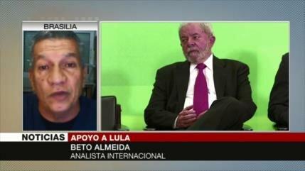 Almeida: rechazo a candidatura de Lula muestra continuidad de golpe
