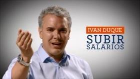 Presidente Iván Duque incumple promesas de campaña
