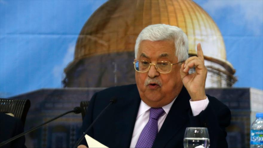 Palestina: Si EEUU no anula medidas sobre Al-Quds, no habrá diálogo