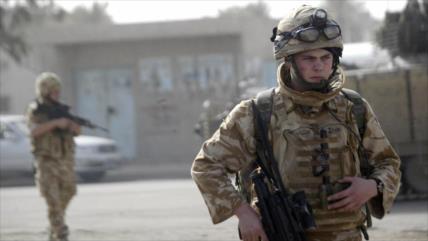 Se suicidan ocho soldados británicos en tan solo seis semanas