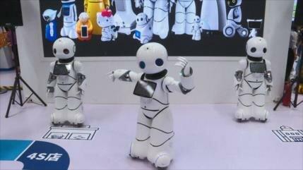 Finaliza el cuarto Congreso Mundial de Robots en China