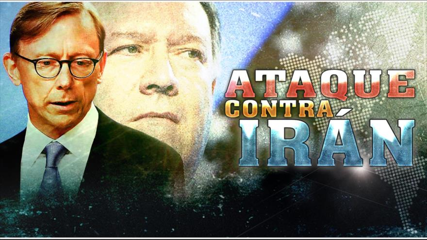 Detrás de la Razón: Guerra contra Irán: EEUU y Trump crean grupo especial para atacar el país