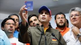 Oposición venezolana llama 'paro nacional' ante reformas de Maduro